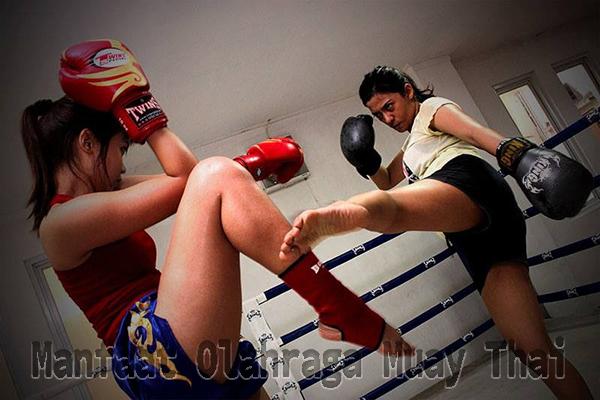 Manfaat Olahraga Muay Thai