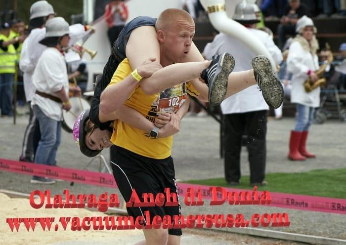 Olahraga Aneh di Dunia